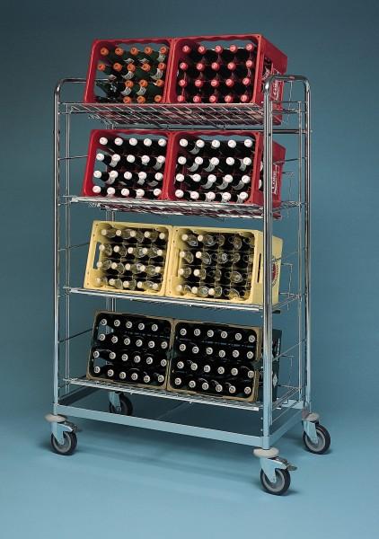 Scholl Getränkewagen SGW 08, 8 Kisten Artikelnummer L8002