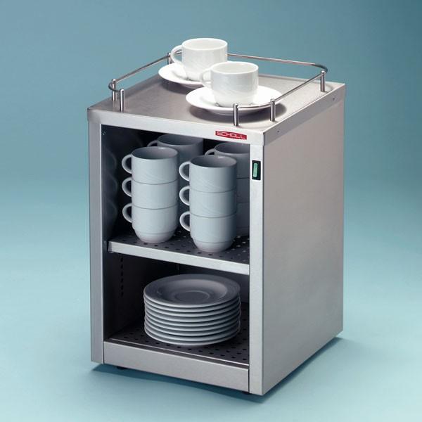 Scholl Umluft-Tassenwärmer A0135 für 60 Tassen Modell UTW 1000