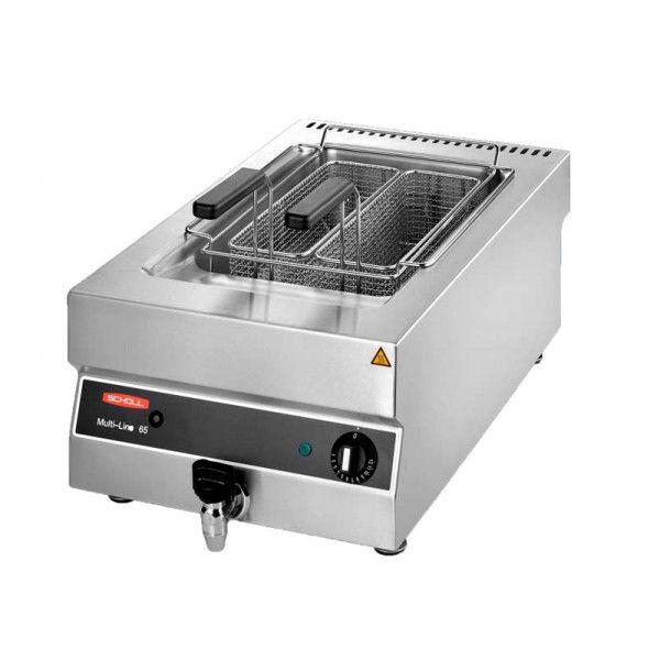 Fritteuse SCHOLL Z0903 Multi-Flex Typ SH/FR/ 7200-ML Nachfolger Z0860