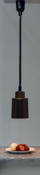 Scholl Alu Wärmestrahler Kupfer schwarz Modell 27001 Typ B0011