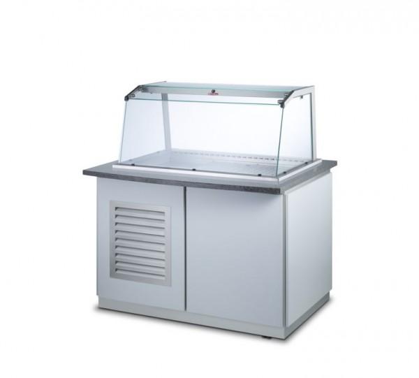 Profit-Line 95000 Kaltverkaufsanlage - Stille Kühlung mit Unterbau - versch. Größen