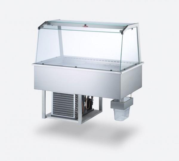 Profit-Line 95000 Kaltverkaufsanlage Einbaugerät - stille Kühlung - versch. Größen