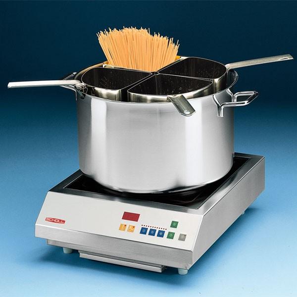 Scholl Pasta-Einsätze mit 4 Stück Z0141