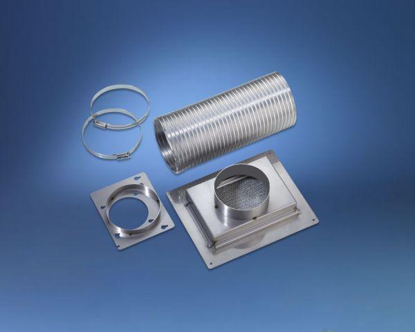 Scholl Einbau-Kit für 4-Zonen-Kochfeld, sichtbarer Einbau Z0157x2