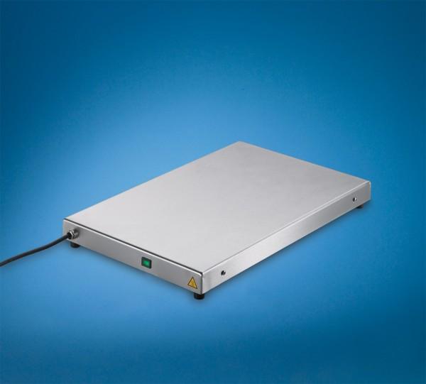 Wärmeplatte für Backbleche