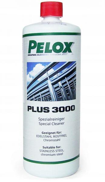 Edelstahl-Spezialreiniger PELOX Plus 3000