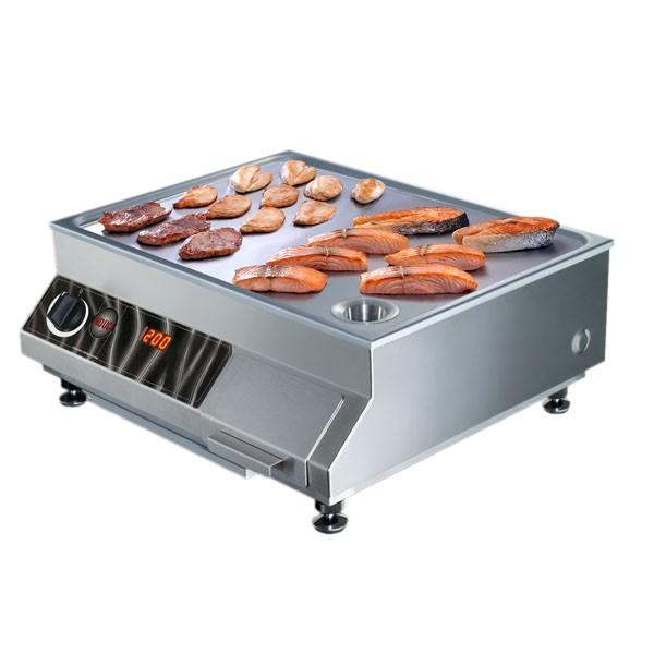 Scholl Induktions-Grillgerät mit einer Bratzone Z0175