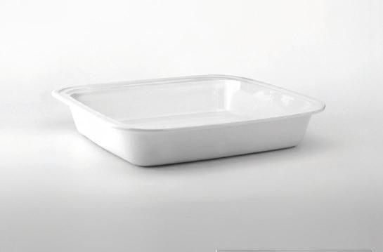 Scholl Porzellaneinsatz GN 2/3 für Chafing Dish Z0665 und Z0666