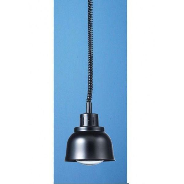Scholl Schwarz massiv Wärmestrahler schwarz 22001 Typ B0023