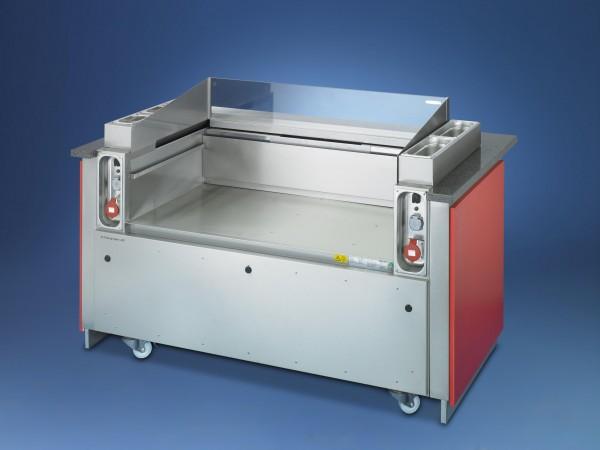 SCHOLL Aircleaning-System 3 ACS 1700 d3 mit Granit und 3-seitiger Verkleidung B5285