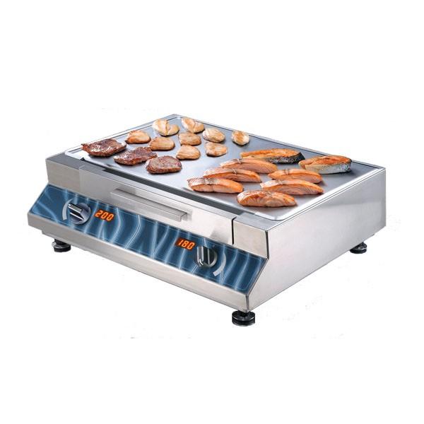 Scholl Induktions-Grillgerät mit zwei Bratzonen Z0177
