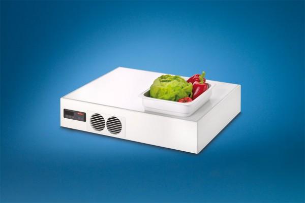 Kalt-Warm-Platte CPA 660 W Auftischgerät weiß