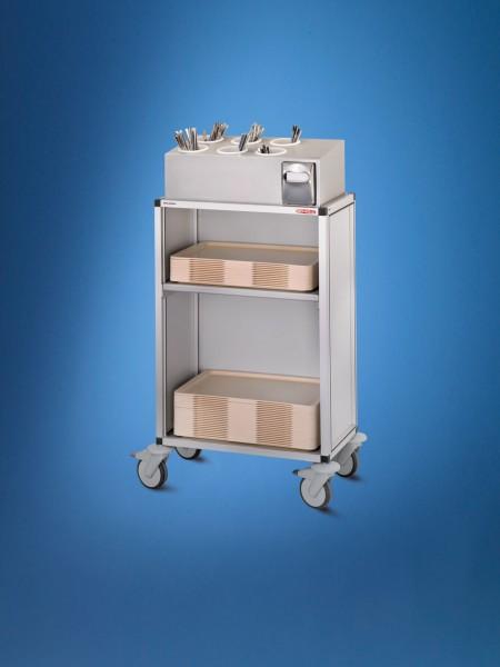 Scholl Besteck- und Tablett- Ausgabewagen AGW 507
