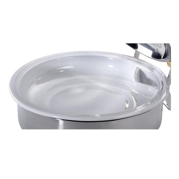 Scholl Porzellaneinsatz Z0660 für 30cm Chafing Dish Z0650
