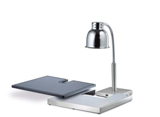 """Scholl Schneidstation """"Single"""" für Buffet-Wärmelampe unbeheizt B0070 Modell 24001/SB/U"""