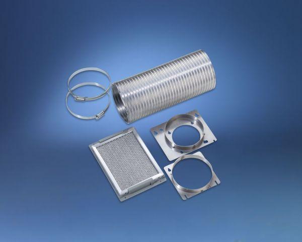 Scholl Einbau-Kit für 4-Zonen-Kochfeld, verdeckter Einbau Z0156x2